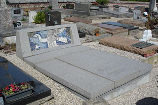ジョルジュ・ブラックの墓