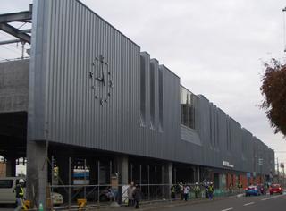 JR 野幌駅 江別市 顔