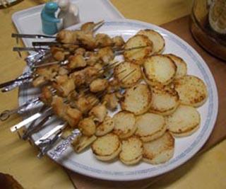 アラブ料理 ムシカ�