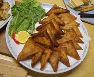 アラブ料理 ブリック